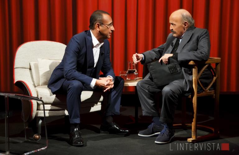"""Carlo Conti a """"L'Intervista"""""""