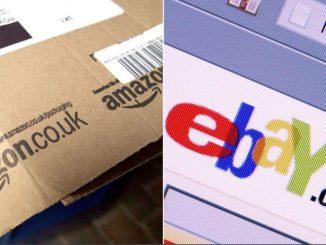 denuncia ebay amazon