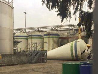esplosione silos