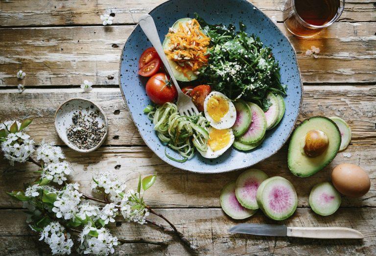 Dieta del ciclo ormonale.