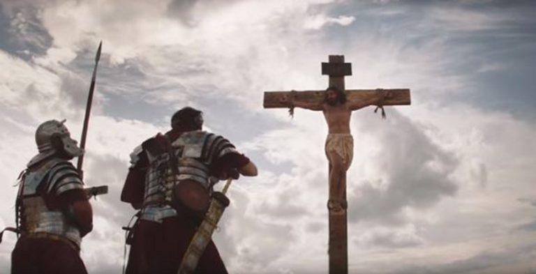 Spot Australia, Gesù testimonial per donare gli organi