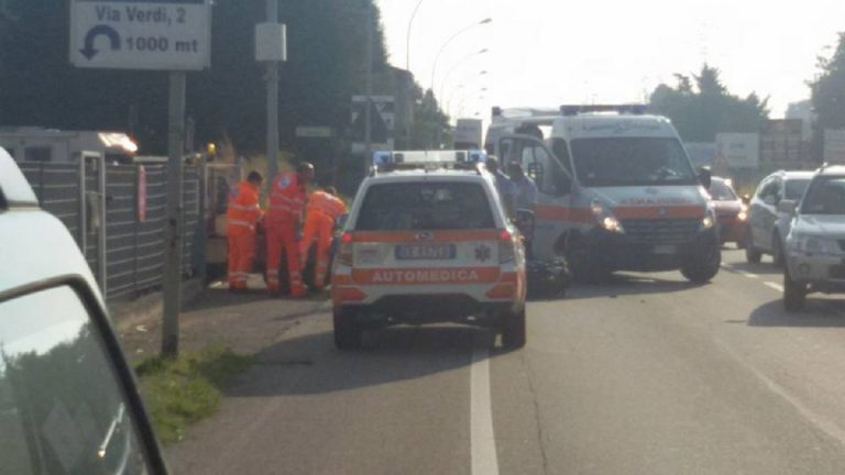 incidente travolge e uccide