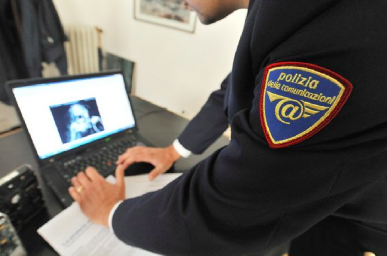 pedopornografia online 15 denuncie un arresto