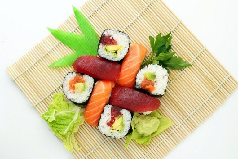 sushi 768x512