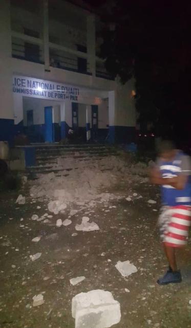terremoto haiti danneggiamenti
