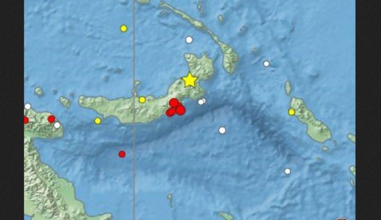 Nuovo TERREMOTO in Indonesia. Trema anche Papua Nuova Guinea