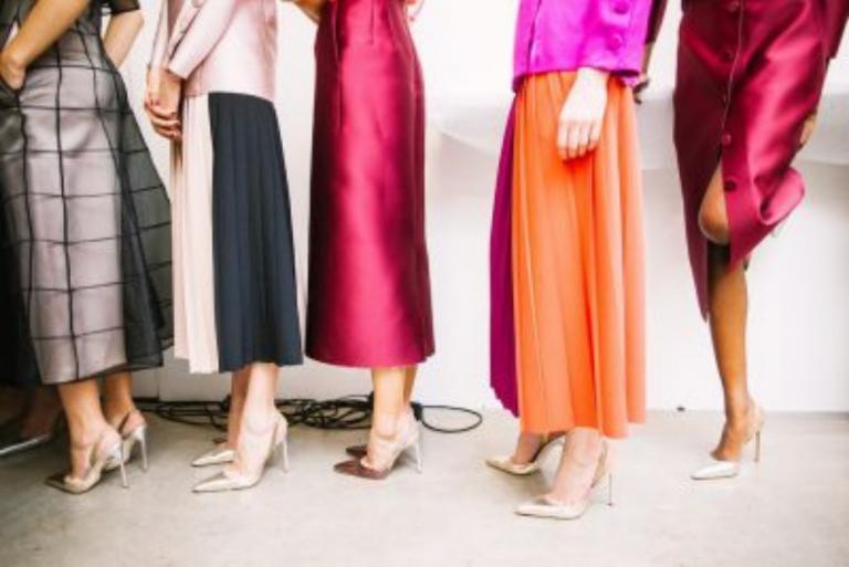 il più economico nuovi prodotti caldi quantità limitata Vestiti lunghi autunnali, guida ai trend del momento ...