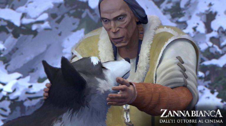 zanna bianca e tribu di indiani 768x431