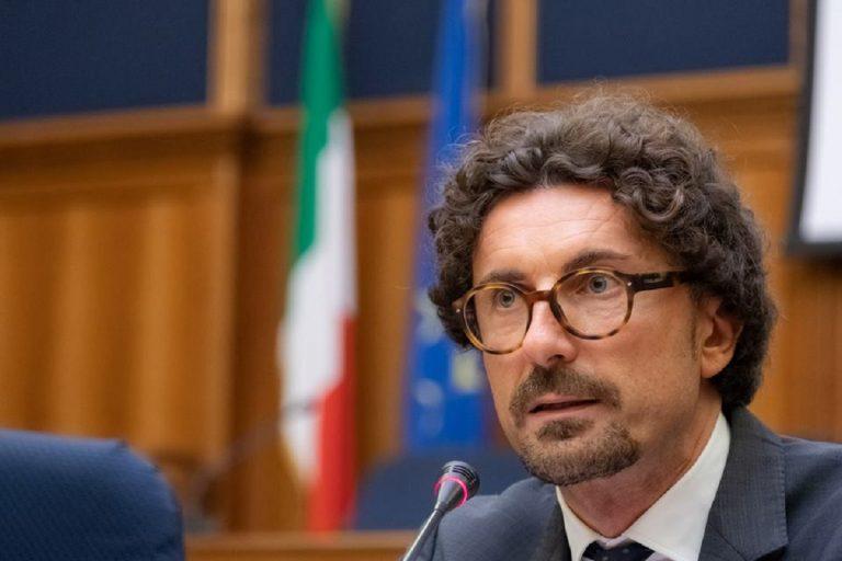 Danilo Toninelli TAV