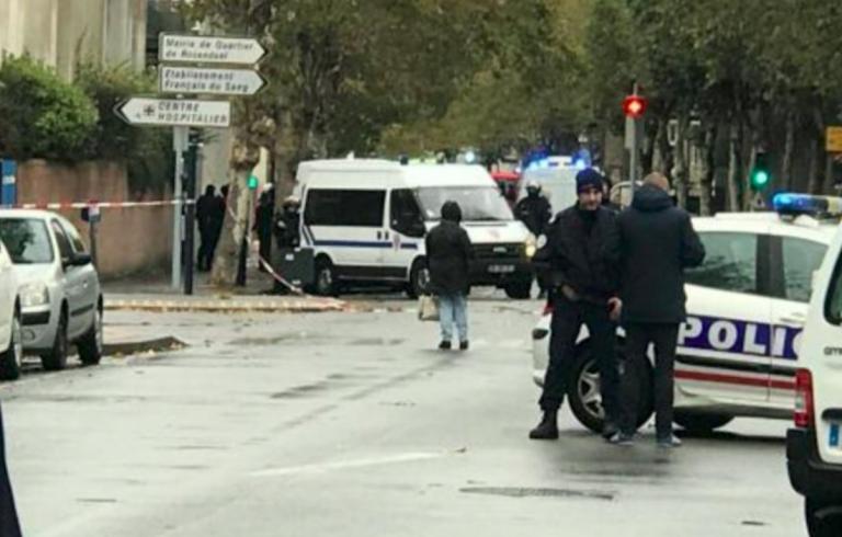 Francia allarme bomba in ospedale