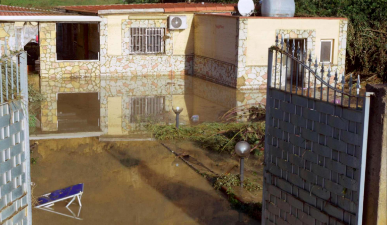 Maltempo, allarme abusivismo dopo tragedia di Casteldaccia