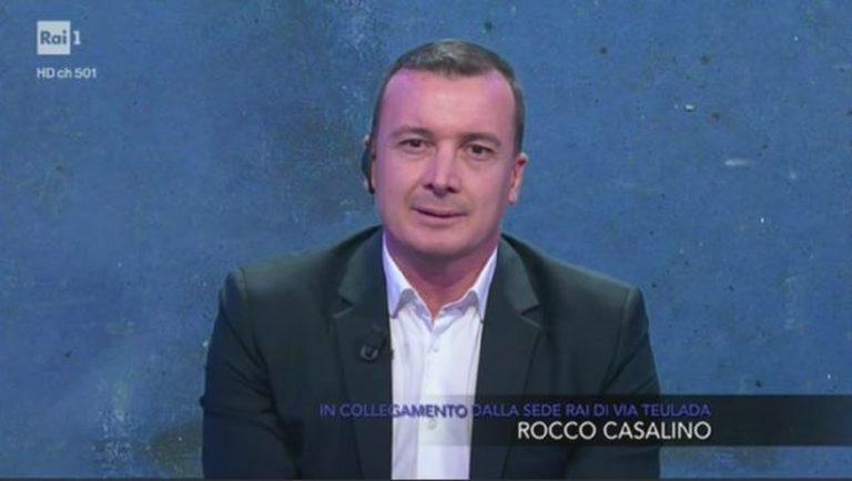 Rocco Casalino Che Tempo Che Fa