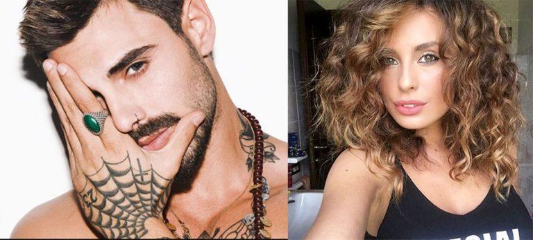Sara Affi Fella e Francesco Monte