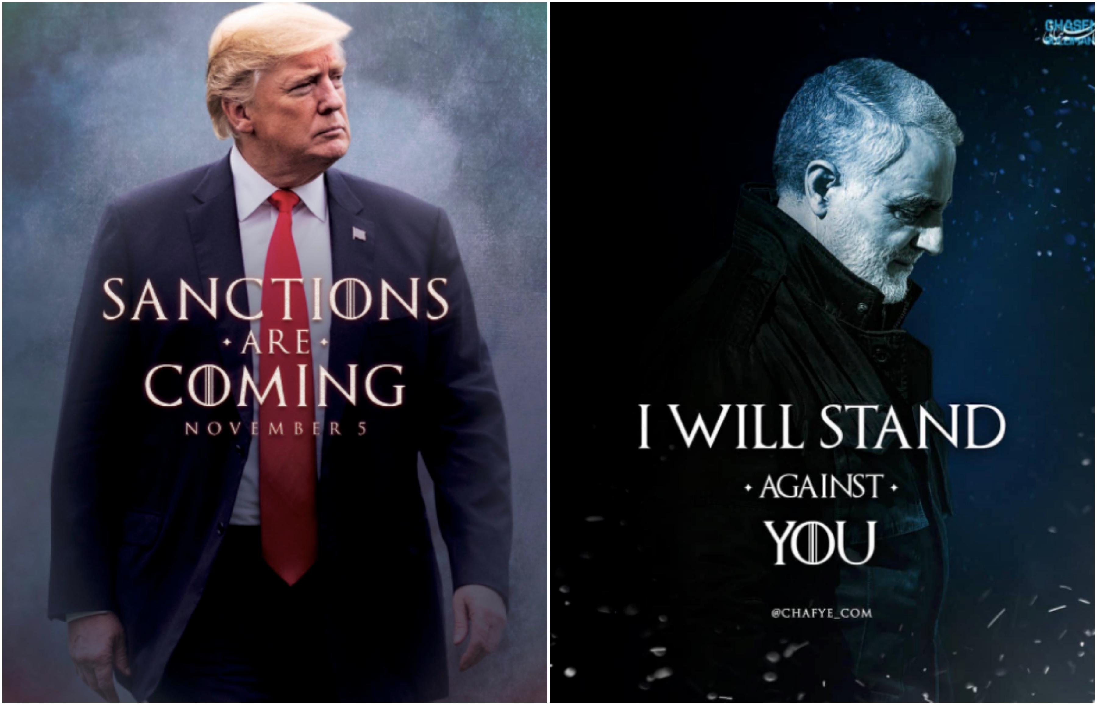 Sanzioni Usa Iran