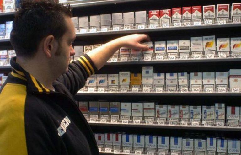 Manovra, aumento di 10 centesimi per le sigarette