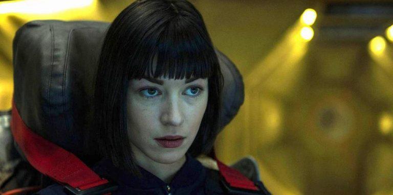 Stoya, la pornostar protagonista di un film fantascientifico