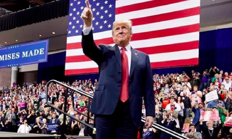 Trump 15mila soldati contro migranti