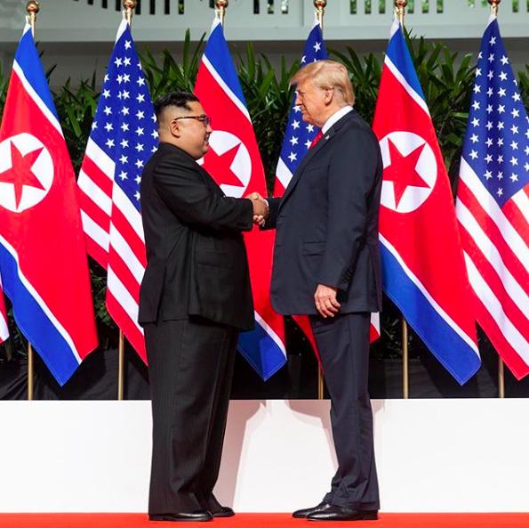 Usa Corea
