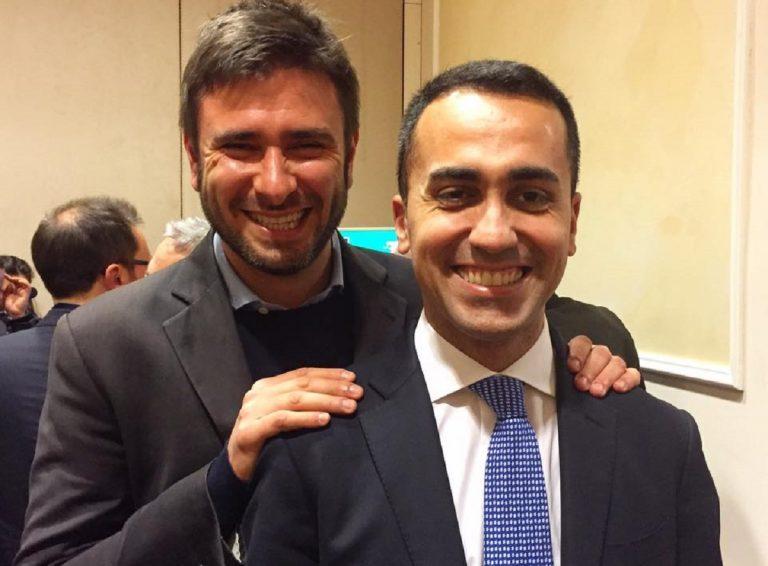 Alessandro Di Battista e i giornalisti liberi
