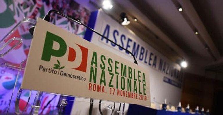 assemblea PD
