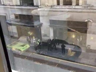 Attacco nella sede della Sony a Londra