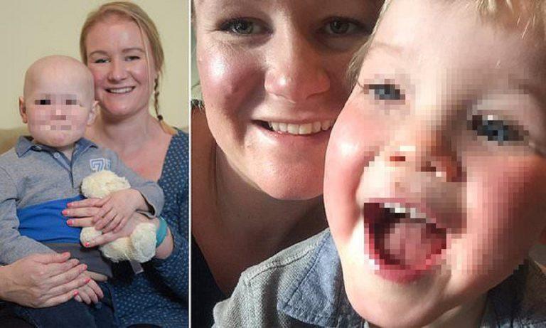 Cancro diagnosticato a 4 anni: bambino con sarcoma di Ewig