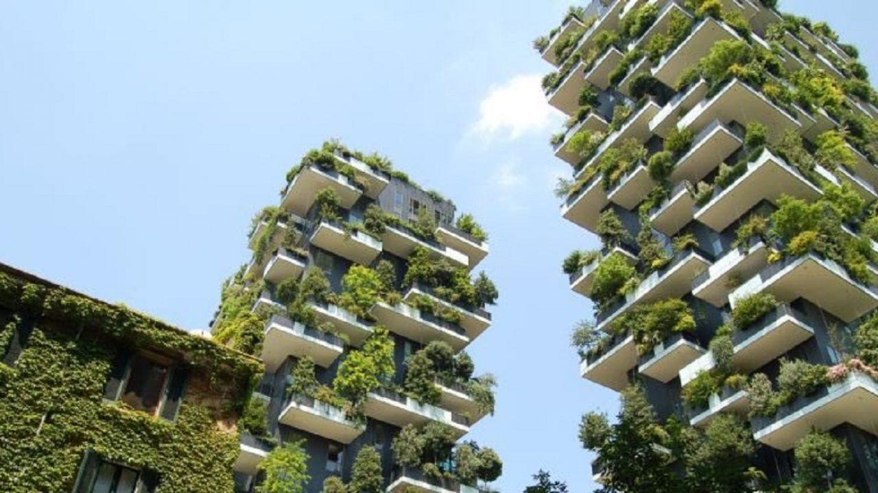 """Bosco Verticale Appartamenti Costo bosco verticale"""" chi abita nei grattacieli più in di milano"""