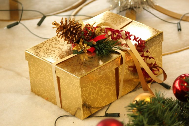 Idee regalo di Natale.