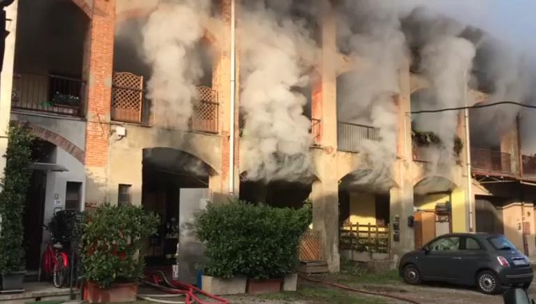 incendio Cabiate
