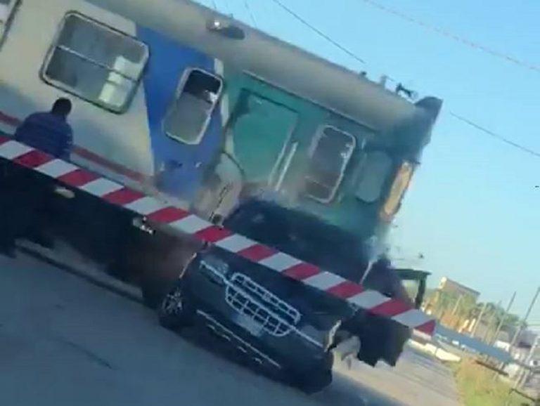 incidente passaggio a livello