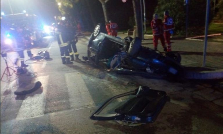 incidente tortoreto