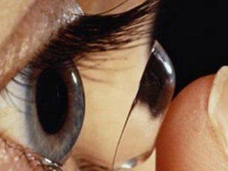 lenti a contatto coronavirus