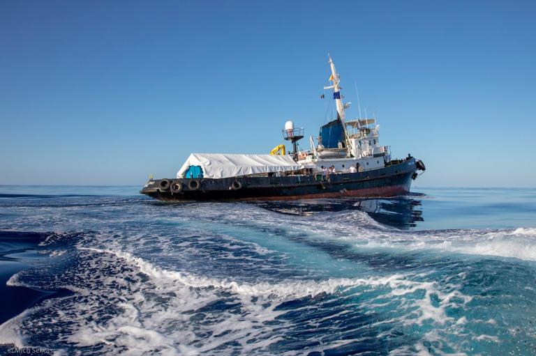 libia migranti salvi