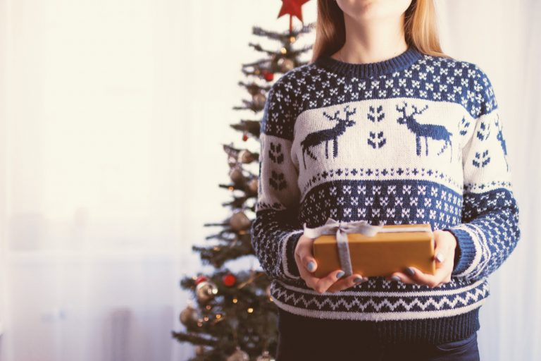 maglioni natalizi