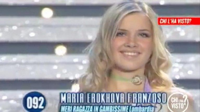 Maria Franzoso Erokhova