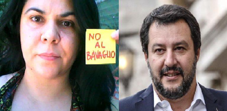 """Michela Murgia e il """"fascistometro"""" che fa irritare Salvini"""