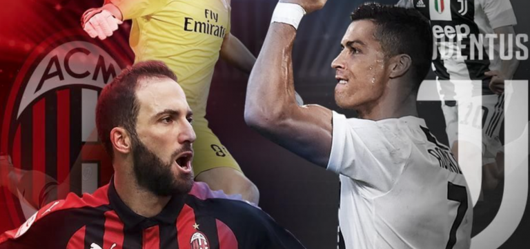 Ronaldo e Higuain