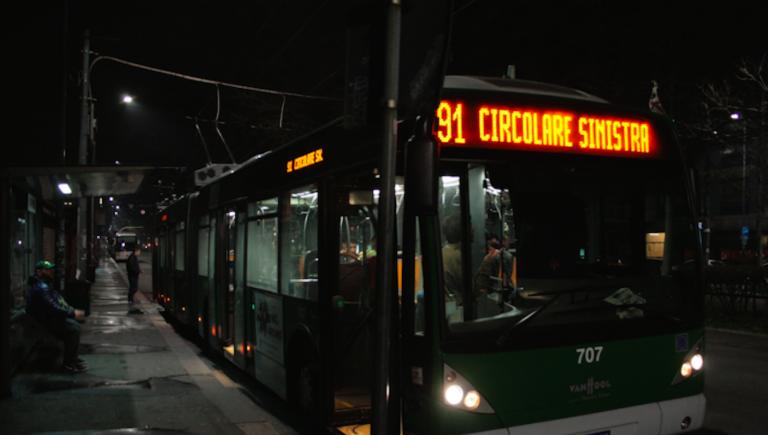 milano bus 91 spacciatore