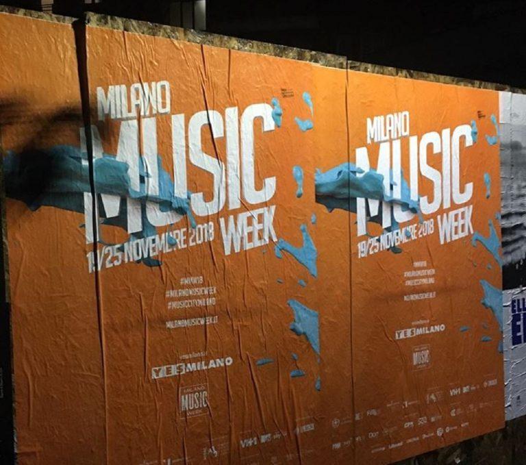 Milano Music Week 2018