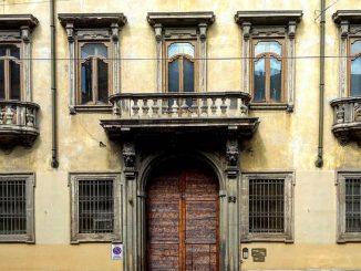 Palazzo Acerbi, la residenza del Diavolo di Porta Romana