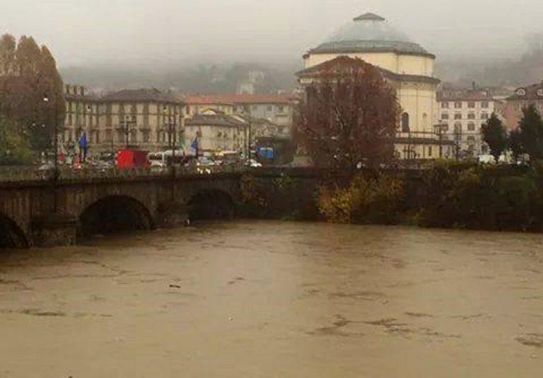 fiume Po Torino
