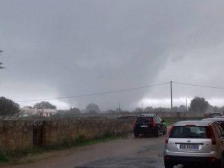 puglia tornado