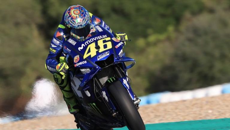 MotoGP, test Jerez. Valentino Rossi e Maverick Vinales, pessimismo e ottimismo