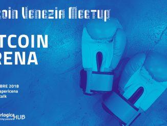 Il 23 Novembre 2018 a Mestre torna Bitcoin Arena