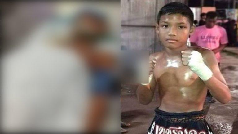 Morto bambino a un incontro di Thai Boxe