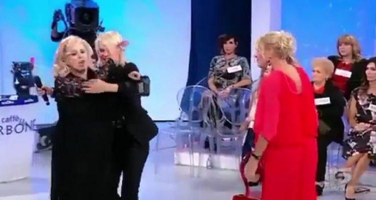 Tina Cipollari Gemma Galgani rissa