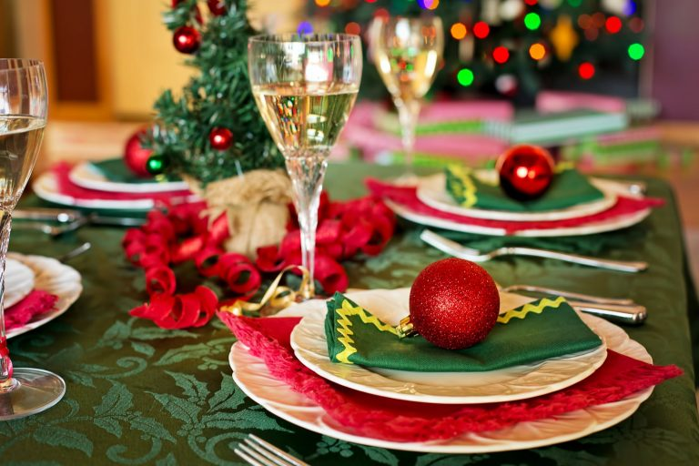 tovaglie natalizie