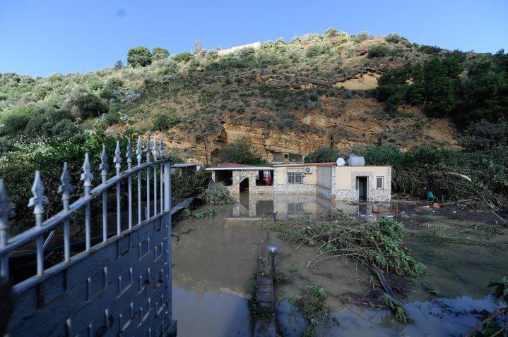 Casteldaccia, la villa della tragedia