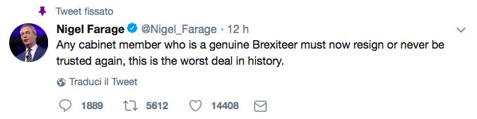 Tweet Farage