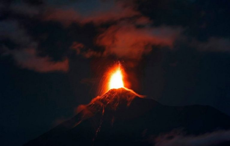 vulcano guatemala